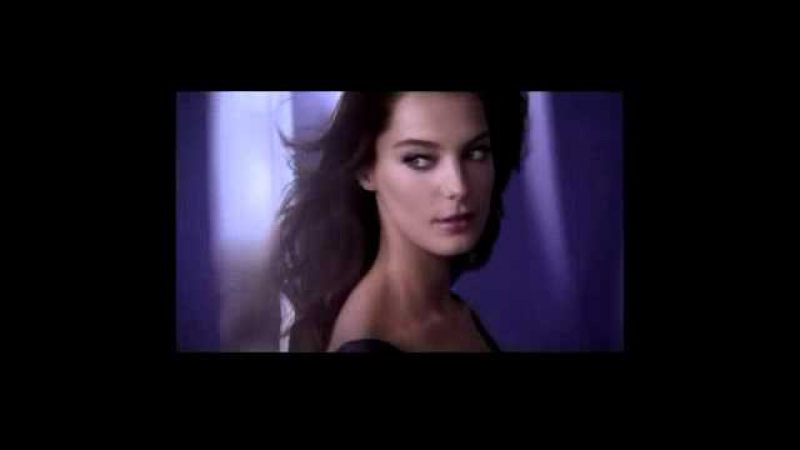 Дарья Вербова в рекламе духов Lancome / Daria Werbowy Lancome Hypnose Commercial