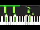 Мот Капкан EASY Piano Tutorial by Damir