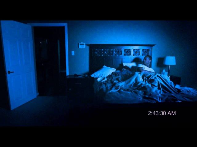 Дом с паранормальными явлениями Ночь 1