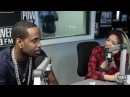 Safaree Interview on Power 106 with Yesi Ortiz