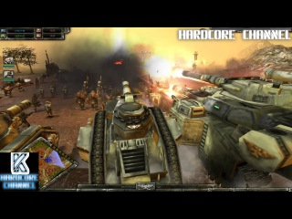 Warhammer 40 000 multiplayer Hardcore - Winner test v3.0 - Имперская Гвардия