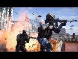 Battlefield 4 - Чужой сигнал - Карта с тарелкой.