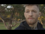 Conor McGregor: spoke about the path to success