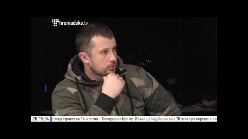 Білецький Важка техніка бойовиків розташована в Комінтерновому та Заїченко