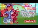 Winx Club : Aisha Season 6 Outfits Dress Up Game ZahraTubeHD