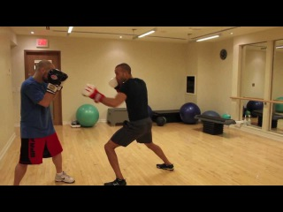 Boxing. The Double Jab For The Taller and Shorter Fighter