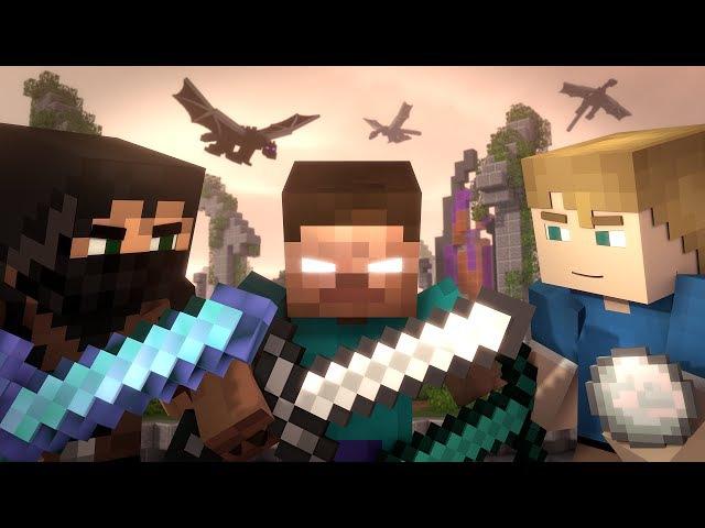 Skywars: MEGA (Minecraft Animation) [Hypixel]