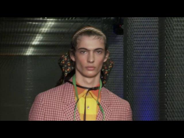 EVAN PANKRATOV for Prada | Spring Summer 2017 Full Fashion Show | Menswear