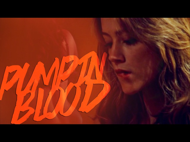 Pumpin Blood; HayleyPiper [femslash crossover]
