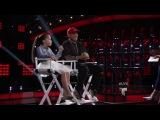 ГолосДети. Эпизод 13 Carmen и Daddy Yankee говорят с Patricia Manterola перед финалом