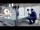 INFINITY - hotwire cnc foam cutting machine
