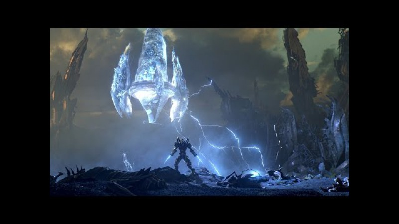 Вступительный ролик StarCraft II: Legacy of the Void (RU)