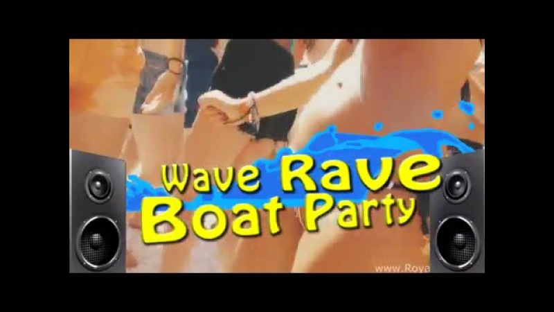 Wave Rave Boat Party Hurghada Red Sea