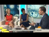 Tom Hiddleston Promoting 'I Saw the Light' on the Today Show 3/24/16