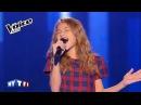 The Voice Kids 2016 Lou Carmen Stromae Blind Audition