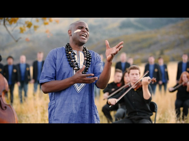 Baba Yetu (The Lords Prayer in Swahili)-Alex Boyé, BYU Mens Chorus Philharmonic Christopher Tin