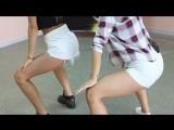 Как танцевать тверк поэтапно | Как научиться танцевать девушке в клубе | Урок 1