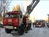 В Климовском доме-интернате прошли пожарные учения.