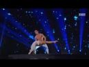 Танцы. Битва сезонов: Олег Клевакин и Алиса Доценко (Тина Кароль - Время как вода) (сезон 1,серия 1)