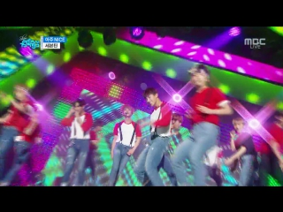 [Perf] Seventeen - Very Nice (160716 MBC Music Core)