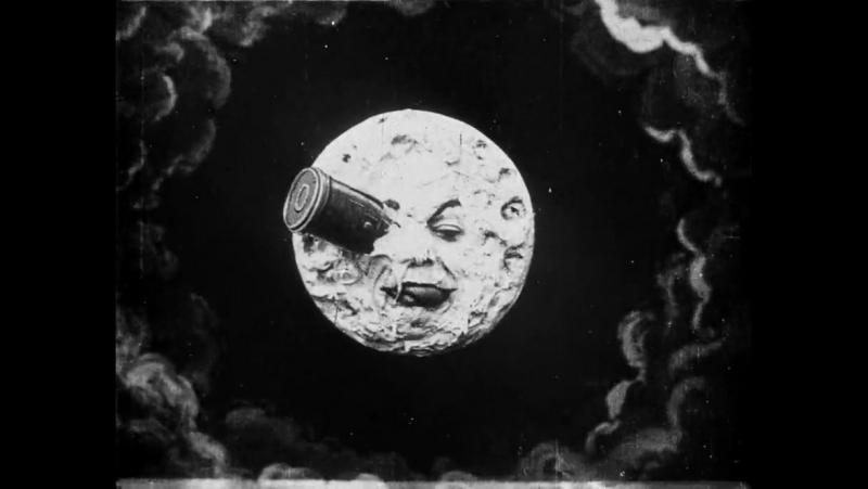 Путешествие на Луну Le Voyage Dans la Lune (Жорж Мельес, 1902)