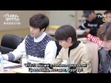 Script Reading For The Cast Of CINDERELLA AND FOUR KNIGHTS (рус.суб)