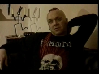 The Exploited - Rock amp Roll Outlaws (Русская Озвучка)