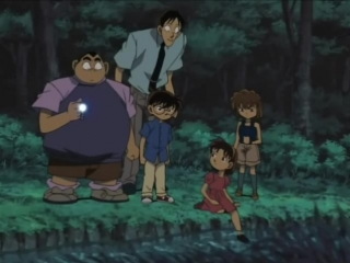 Detectiu Conan - 290 - En Mitsuhiko es perd al bosc (2ª part)