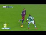 Барселона 2:0 Бетис. Месси. 33 минута.