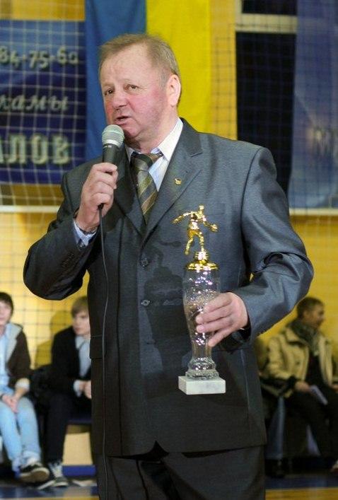 Владимир Михайлович Василевский
