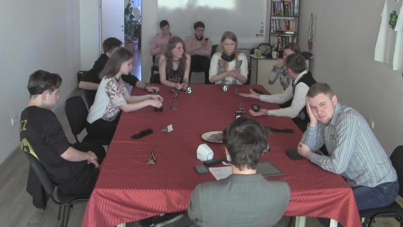 Kirovohrad Mafia Club Турнир №4 игра 2