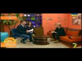 Костя Бочаров (MELOVIN) в прямом эфире 7 телеканала