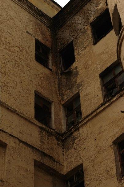 Главный дом городской усадьбы П. Хрящева-Шелапутиных