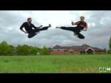 Scott Adkins Ginger Ninja Trickster Grass Sampler_HD