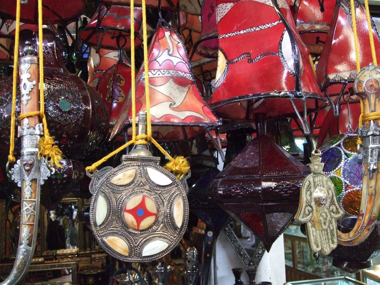 Agadir Souk berber market