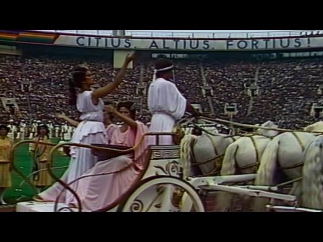 Олимпиада - 80 [Москва Церемония открытия, XXII Олимпийские игры]