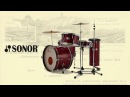 SONOR Vintage Series Making of / New Red Oyster