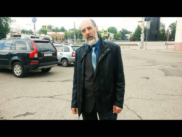 Предварительные выборы ЕР - Юрий Бархоткин - Иваново