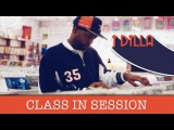 J Dilla - Class In Session Finding Samples, Removing Drums, Chopping Style, Vintage Music Equipment