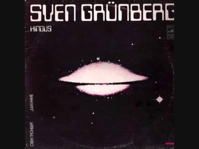 Sven Grünberg (Estonia, 1981) - Hingus