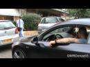 Timati in Monaco with Audi R8 V10 Matt-Black