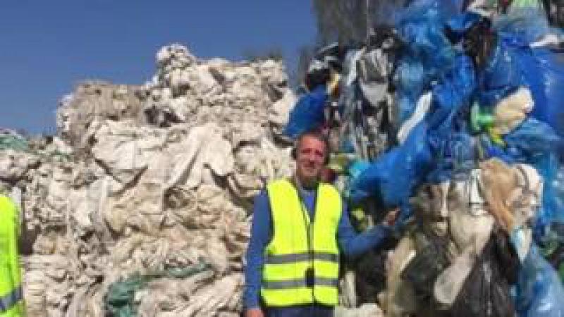 Recyclix День открытых дверей Riga, Lettland 03.05.2016.