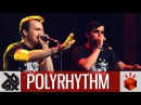 POLYRYTHM Grand Beatbox TAGTEAM Battle 2016 Elimination