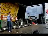 Kaiser Chiefs - Born To Be a Dancer at T in the Park 2004