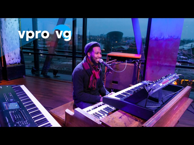 Cory Henry Yoran Vroom - Heart at Midnight (live @Bimhuis Amsterdam)
