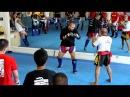 Ajahn Burklerk Pinsinchai Seminar at Lanna Muay Thai Canada