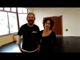 Steve Batts And Antonina Sheina / Международный танцевальный лагерь BDDC DANCE CAMP 2016.