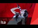 Isa – I Will Wait   Melodifestivalen 2016