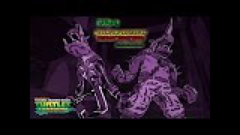 TMTN Legends - PVP2 - Bebop Rocksteady Destroy Everything