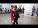 4.Алексей Барболин и Хельга Домашова. Amigos tango fest 2016